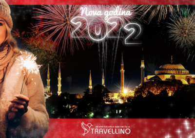 ISTANBUL 3 noćenja nova godina 2022