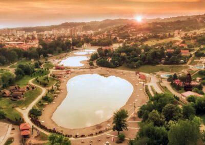 TUZLA slana jezera