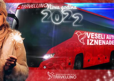 AUTOBUS IZNENAĐENJA 2 noćenja nova godina 2022