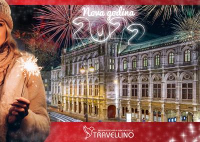 BEČ 3 noćenja nova godina 2022