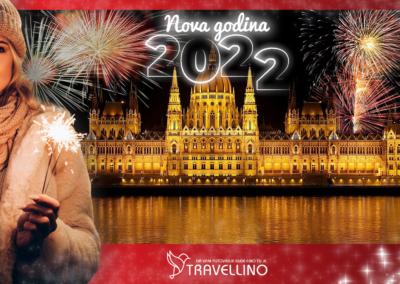 BUDIMPEŠTA 3 noćenja nova godina 2022
