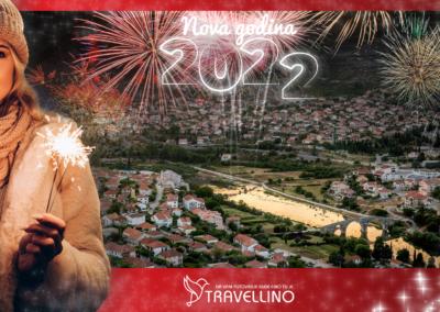 TREBINJE 2 noćenja nova godina 2022