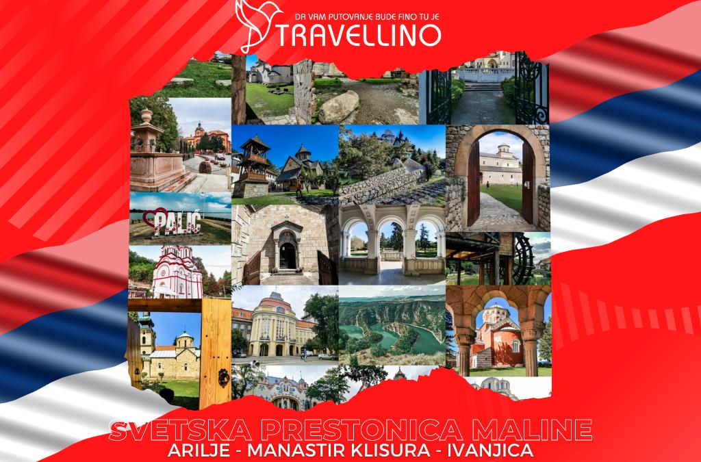 ARILJE, MANASTIR KLISURA, IVANJICA – Svetska prestonica maline